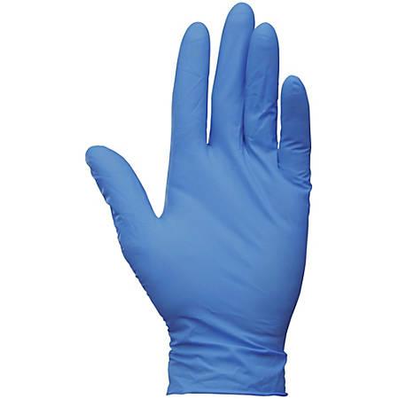 Kleenguard G10 Nitrile Gloves, Powder-Free , Medium, Arctic Blue, Box Of 2,000