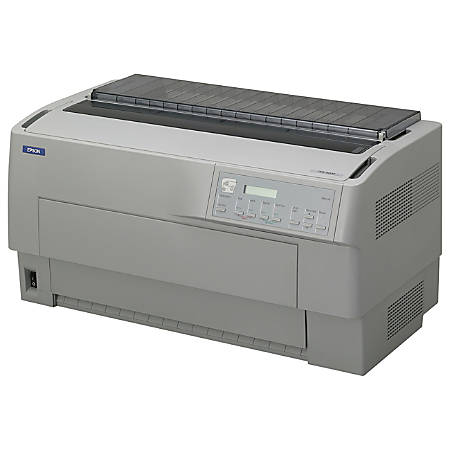 Epson® Dot Matrix Printer, DFX-9000