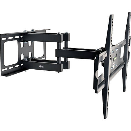 Tripp Lite Full-Motion Flat-Screen Wall Mount For Monitors Up To 70""