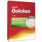 Quicken® Starter 2016, Traditional Disc – Office Depot