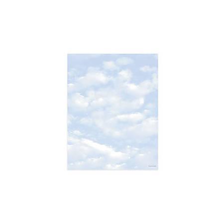 "Gartner™ Studios Design Paper, 8 1/2"" x 11"", 60 Lb, Cloud, Pack Of 100 Sheets"