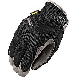 PADDED PALM GLOVE BLACKLARGE