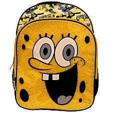 SpongeBob SquarePants Backpack Yellow