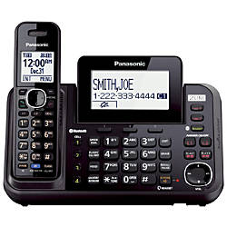 Panasonic KX TG9541B DECT 60 Digital
