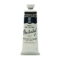 Grumbacher P112 Pre Tested Artists Oil
