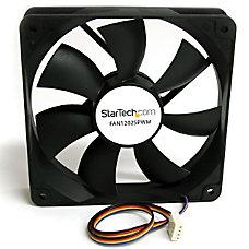StarTechcom 120x25mm Computer Case Fan with