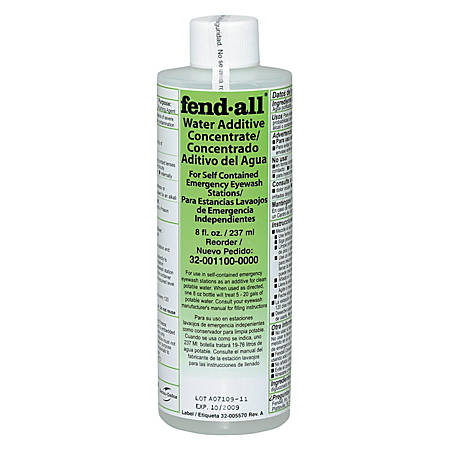 Fend-All Water Preservative