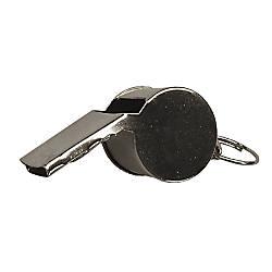 Champion Sports Medium Weight Metal Whistles