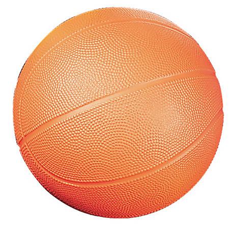 Champion Sports Foam Basketball, Size 3, Orange