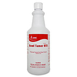 RMC Bowl Tamer Toilet Bowl Cleaner