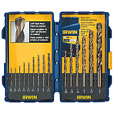 IRWIN Cobalt High Speed Steel Drill