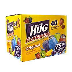 Little Hug Fruit Barrels Variety Pack