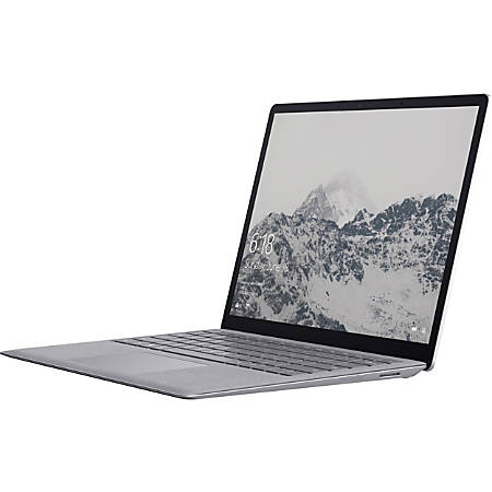 "Microsoft Surface 13.5"" Touchscreen Notebook - 2256 x 1504 - Core i5 - 8 GB RAM - 256 GB SSD - Platinum - Windows 10 S - Intel HD Graphics 620 - PixelSense - Bluetooth - 14.50 Hour Battery Run Time"