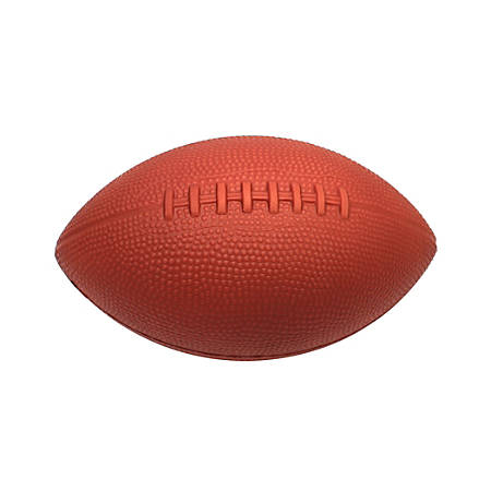 Champion Sports Coated Foam Football, Brown