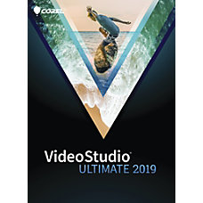 Corel VideoStudio Ultimate 2019 Traditional Disc
