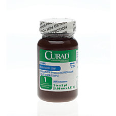CURAD Sterile Plain Packing Strips 2