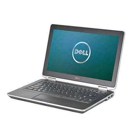 "Dell™ Latitude E6330 Refurbished Laptop, 13.3"" Screen, 3rd Gen Intel® Core™ i5, 4GB Memory, 320GB Hard Drive, Windows® 10 Professional"