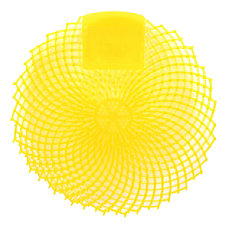 Eclipse Urinal Screens Citrus Grove Yellow