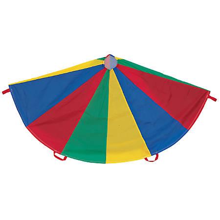 Champion Sports Parachute, 12', Multicolor