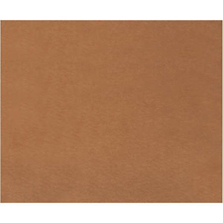 "Office Depot® Brand Antislip Pallet Paper Sheets, 37"" x 45"", Kraft, Case Of 100"