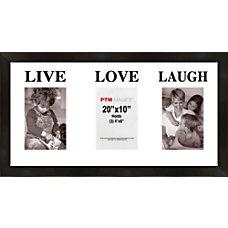 PTM Images Photo Frame Live Love