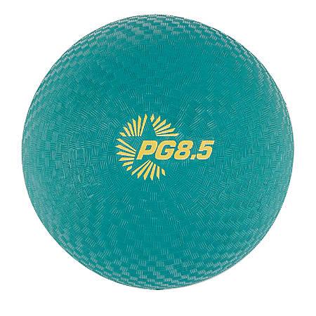 "Champion Sports Playground Ball, 8 1/2"", Green"