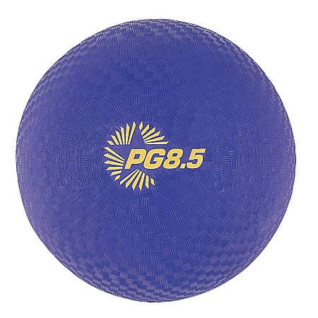 "Champion Sports Playground Ball, 8 1/2"", Purple"