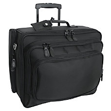 Mercury Tactical Gear Wheeled Computer Bag