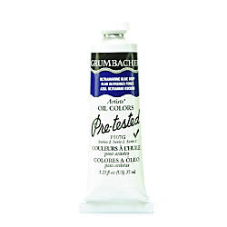 Grumbacher P307 Pre Tested Artists Oil