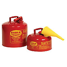 Eagle Type I Safety Can For