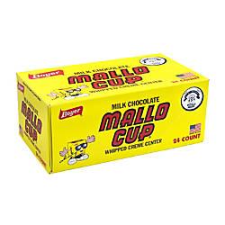 Boyer Mallo Cup Milk Chocolates 15
