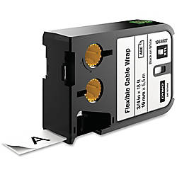 DYMO XTL Flexible Cable Wrap Label