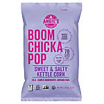 Angie's BOOMCHIKAPOP Sweet & Salty Kettle Corn, 2.25 Oz Bag