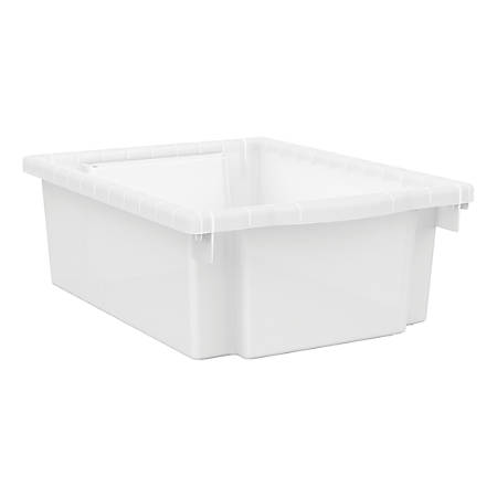 "HON® Flagship Collection 6"" Bin Kit, Translucent"