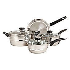 Sunbeam Ridgeline 7 Piece Stainless Steel