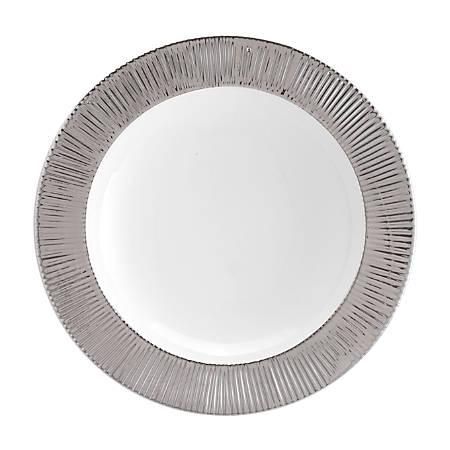 Zuo Modern Plato Small Wall Décor, Silver/White