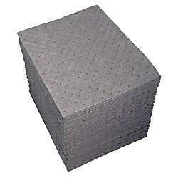 15 X19 GRAY DIMPLED SORBENT PAD