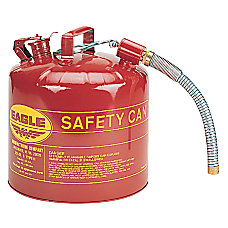 Eagle Type II Safety Can For