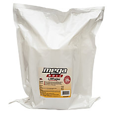 2XL Mega Roll Wipes Refills 8