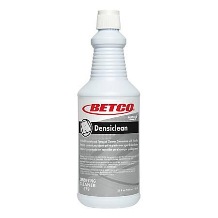 Betco® DensiClean™ Floor Cleaner, 32 Oz, Pack Of 12