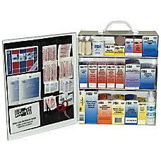 STANDARD INDUSTRIAL 3 SHELF FIRST AID