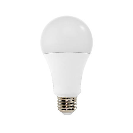 Euri A21 LED Bulb, Dimmable, 16 Watt, 1600 Lumens, 5,000 Kelvin/Daylight, Pack Of 10 Bulbs