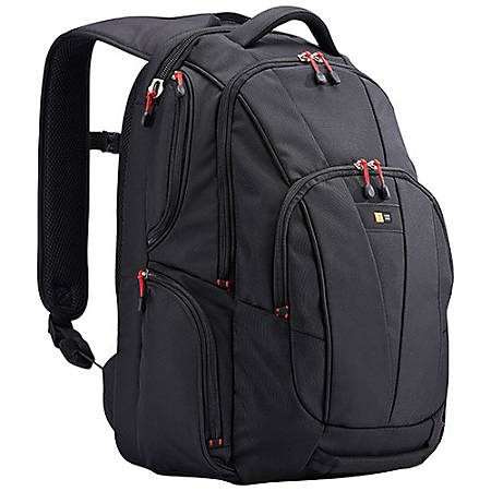 Case Logic BEBP-215 Laptop Backpack, Black