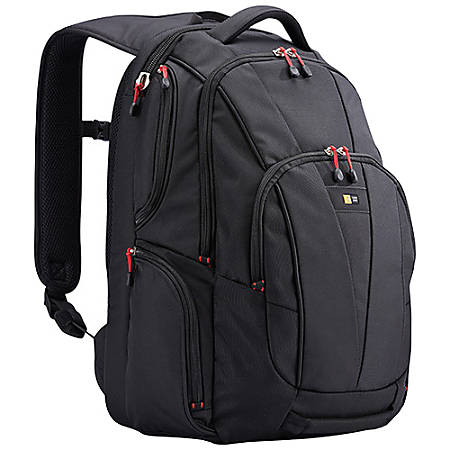 "Case Logic BEBP-215 Carrying Case (Backpack) for 15.6"" Notebook - Black"