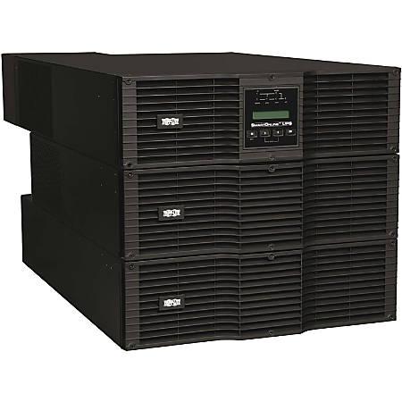 Tripp Lite UPS Smart Onlline 10000VA 9000W Rackmount 10kVA PDU 208/240/120V 9U - 10000VA/9000W - 8 Minute Full Load