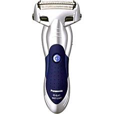 Panasonic New 3 Blade WetDry Shaver