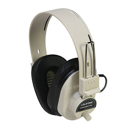 WhisperPhone® Deluxe Mono Over-The-Ear Headphones, CAF2924AVPV