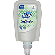 Dial FIT Touch Free Hand Sanitizer