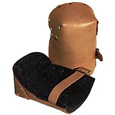 Pro Leather Knee Pad