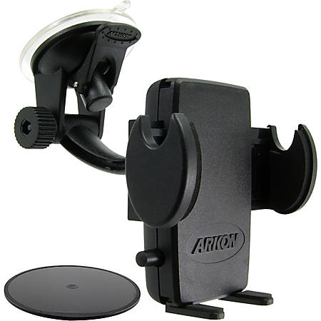Arkon Travelmount Windshield/Dashboard/Console Mount For Select Smartphones